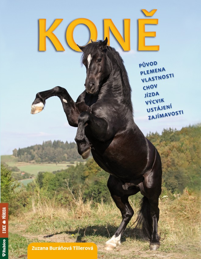 Koně - původ, plemena, vlastnosti, chov, jízda, výcvik, ustájení, zajímavosti